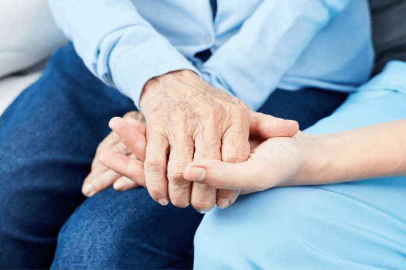 Love for the Caregiver